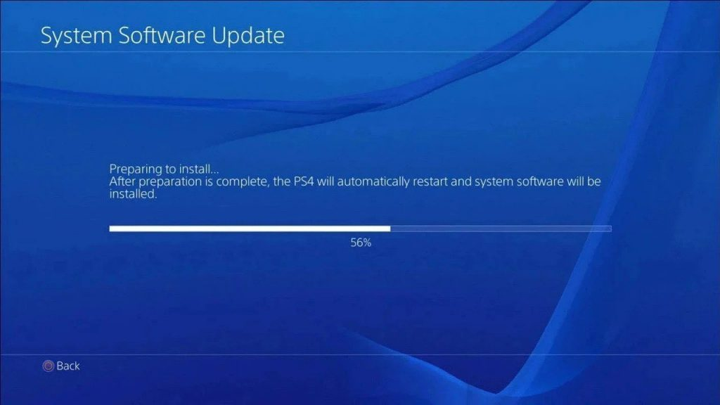PS4 Firmware Update 8.00 Downloadable Today