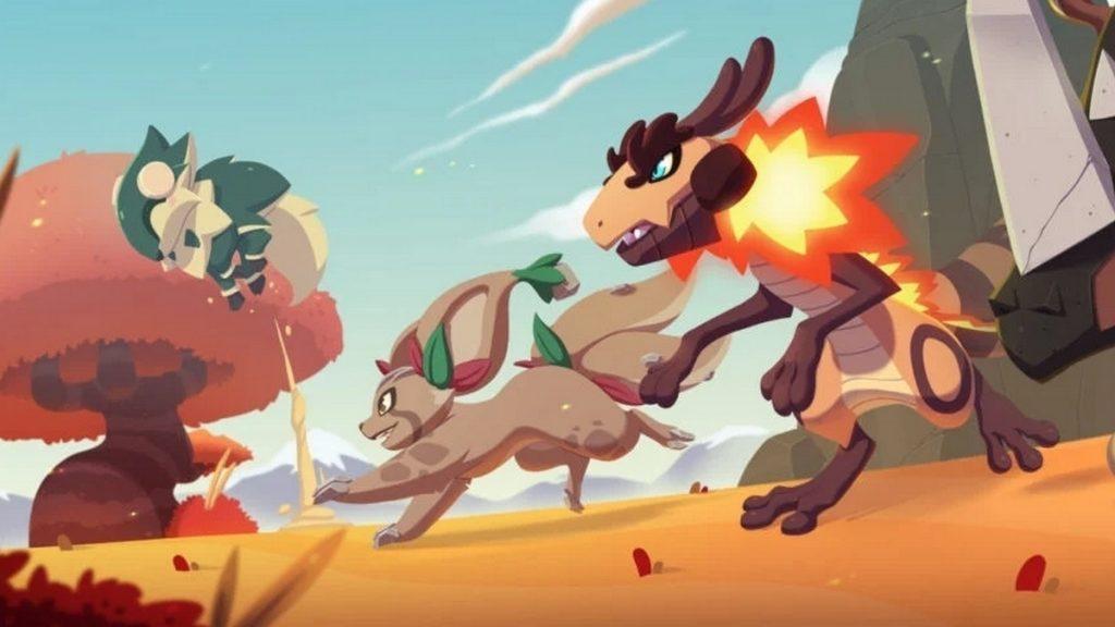 Pokemon-like MMO Temmem will be available on PlayStation 5 in December • Eurogamer.net