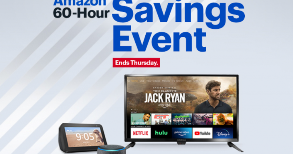 Prime Day price cuts return to best buy: $ 55 Fire tablet, $ 45 Echo Show 5, $ 30 Fire TV Stick 4K, and more