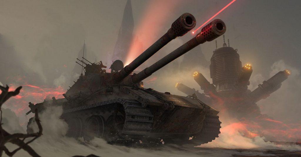 Silent Hill creators at World of Tanks Halloween event