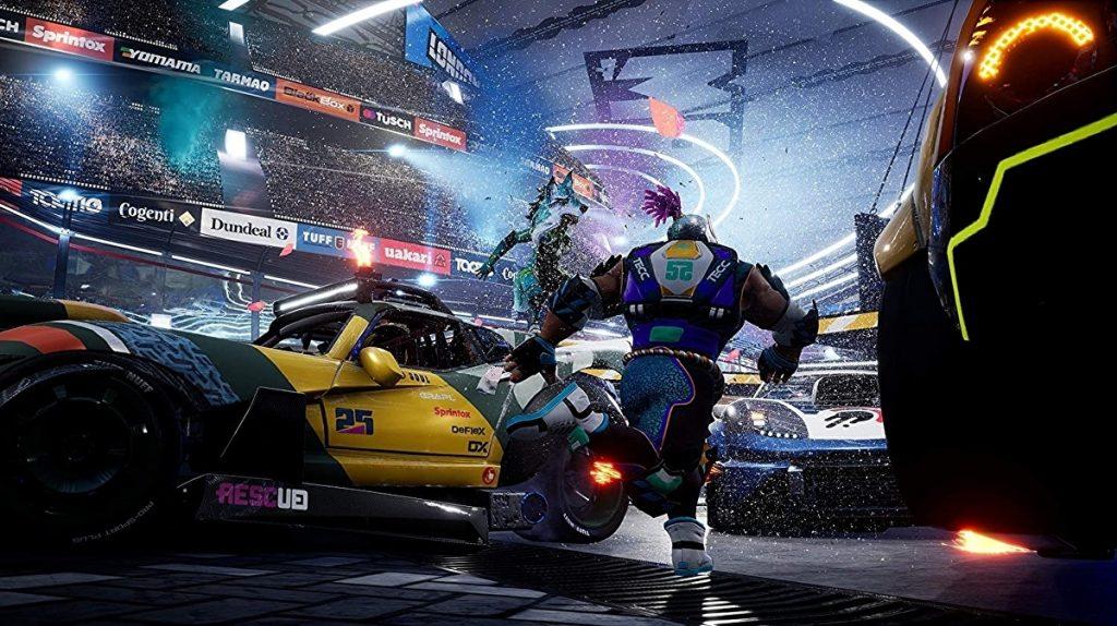 Sony postpones PS5 launch title Destruction All Stars to February 2021 • Eurogamer.net