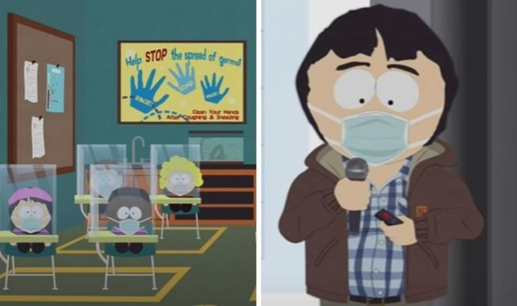 South Park Pandemic Special: How to Watch and Download Online in the UK | TV & Radio | Entertainment and TV