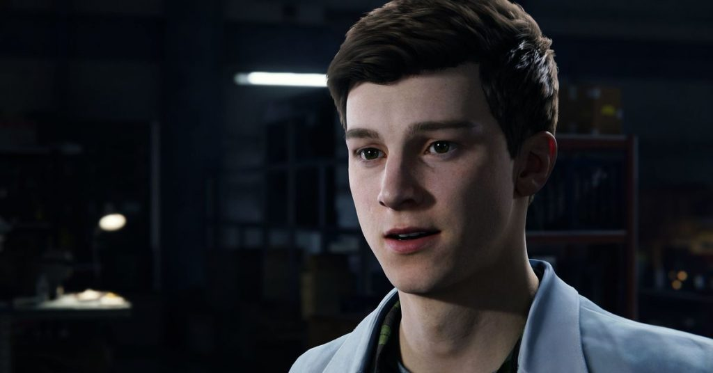 Spider-Man remastered for PS5 will change a lot, including Peter Parker's face