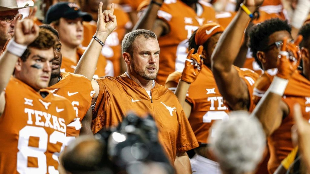 """Texas President asserts that """"Texas Eyes"""" will continue to be played in the game"""