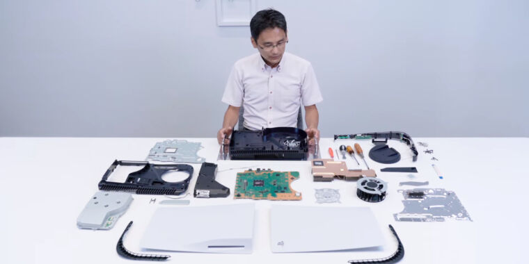 The first PlayStation 5 disassembly reveals some hardware secrets