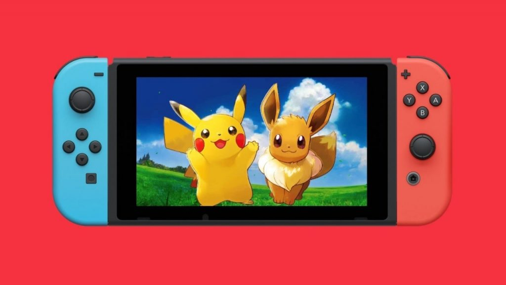 The new Pokemon Leak is exciting Nintendo Switch fans
