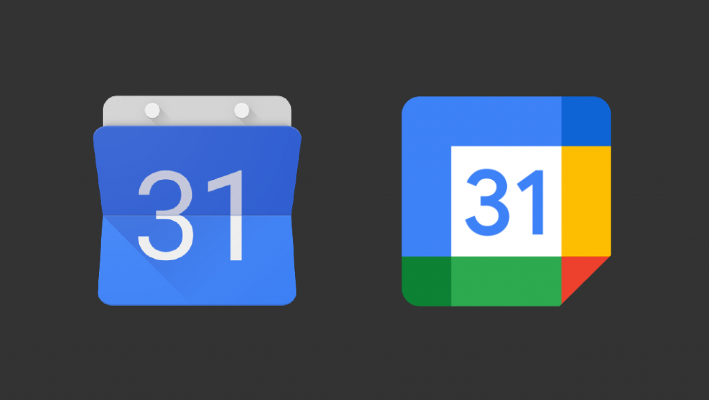 There is a meeting with Google's new calendar icon (APK download)