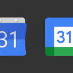 There is a conference with Google's new calendar icon (APK obtain)