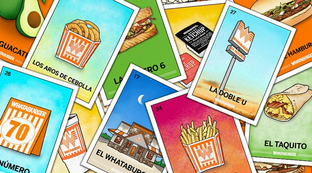Whataburger has a free downloadable Roteria set