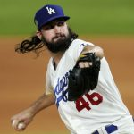 World Series: Tony Gon Sorin Starts Game 6 for the Dodgers