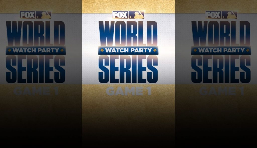 World Series Watch Party: Game 1
