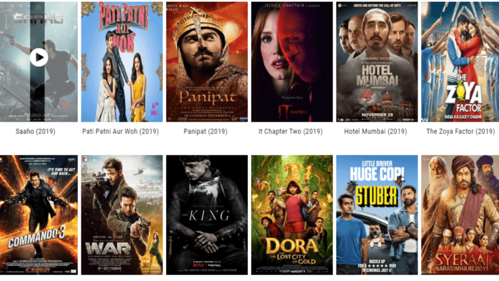 You can get into jail by downloading the movie from Bollyshare