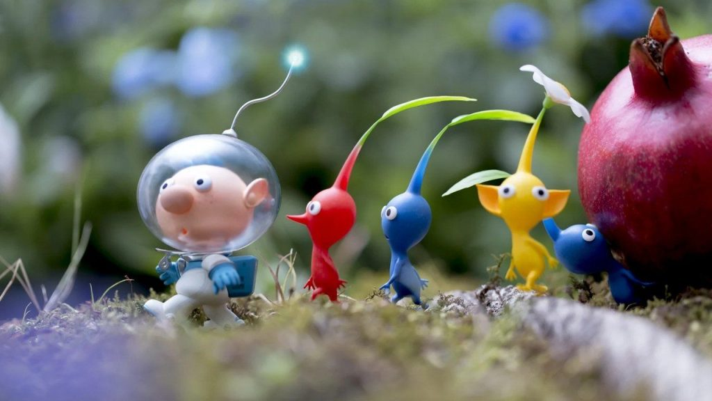 You can now download the free Pikmin 3 Deluxe Demo from SwitcheShop