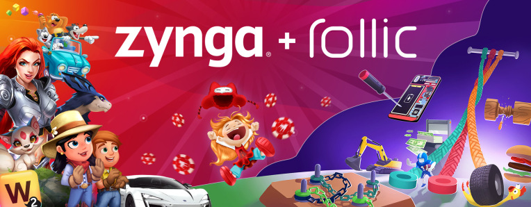 Zynga Completes Acquisition of Hyper-Casual Game Maker Rollic–TechCrunch