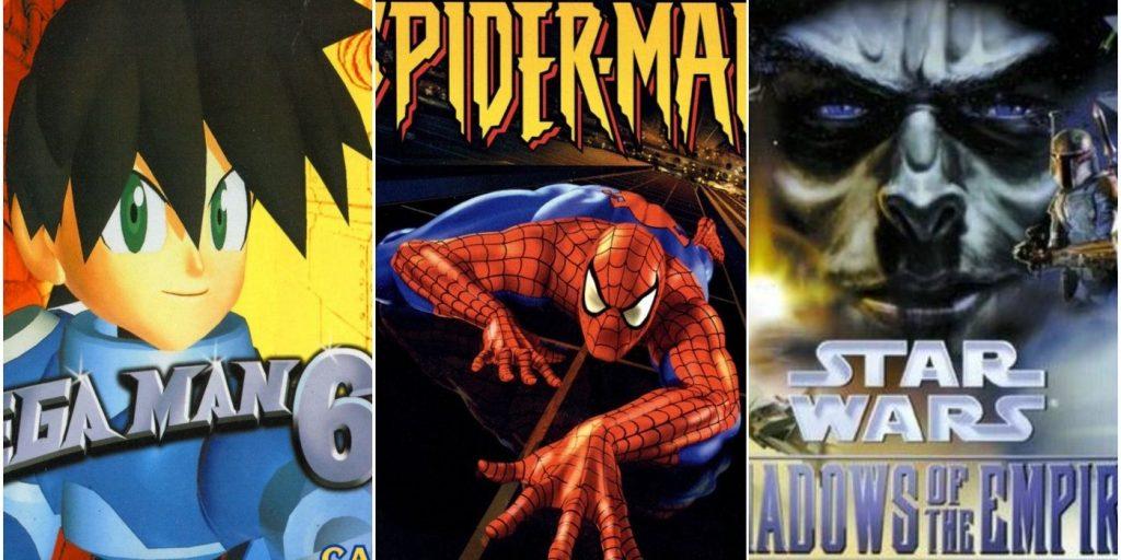 10 Best Nintendo 64 Games for Marvel Fans