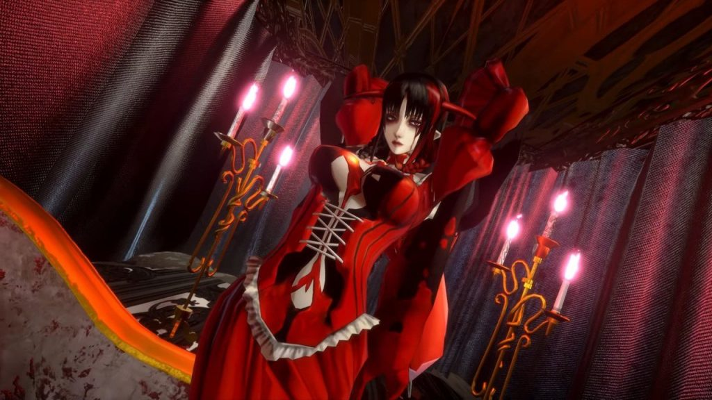 Bloodless participates in Bloodstained: Night Ritual as a Bonus Playable Character