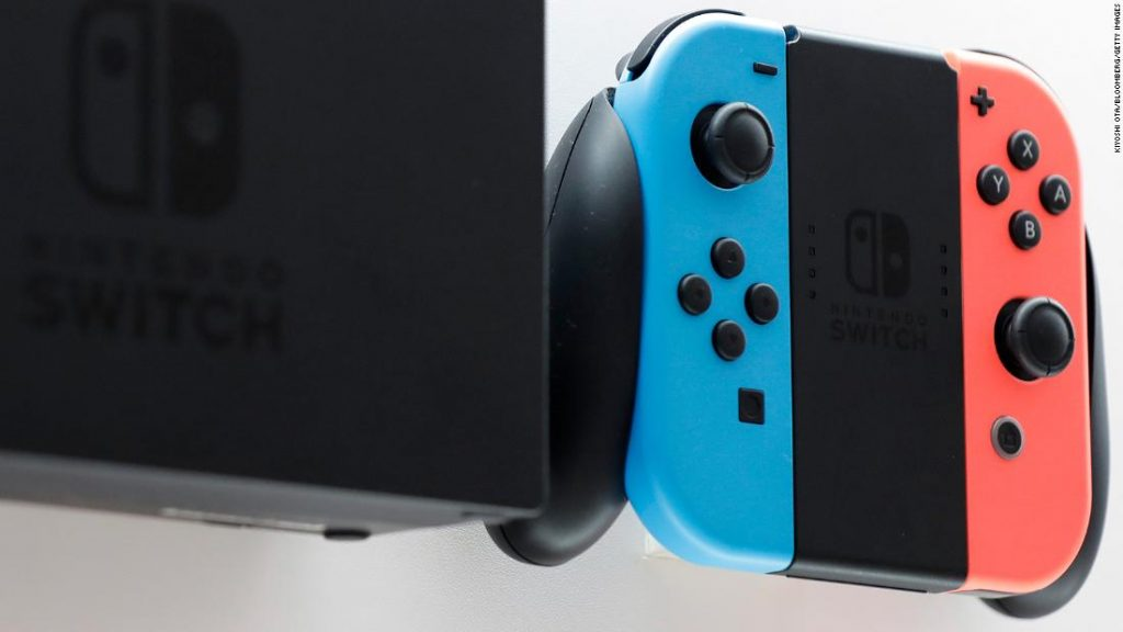 Nintendo's profits are skyrocketing 200% as switch sales continue to skyrocket