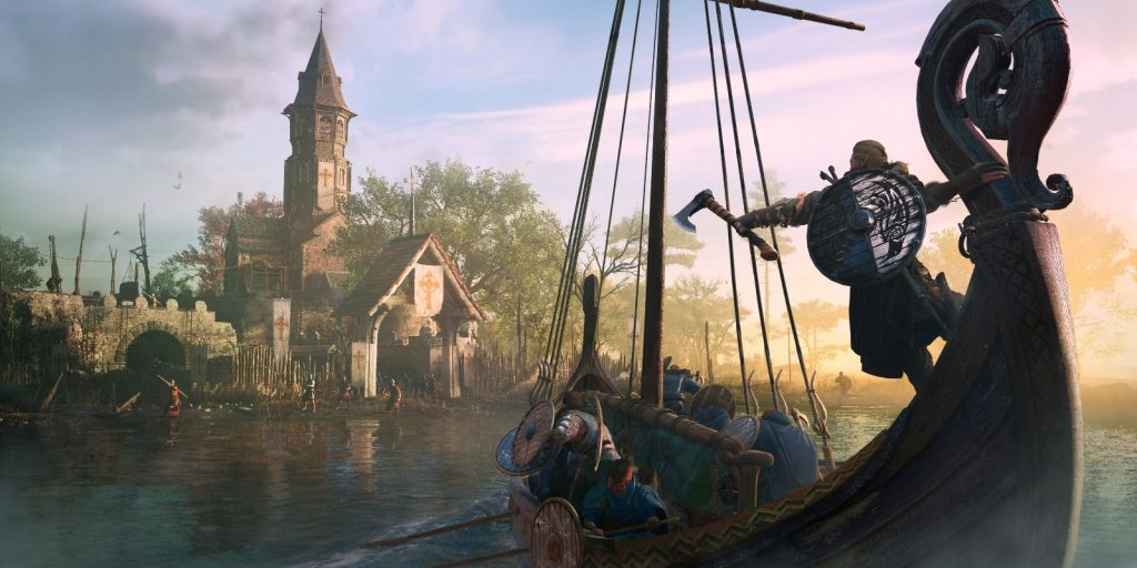 Assassin's Creed Valhara's worldwide map revealed