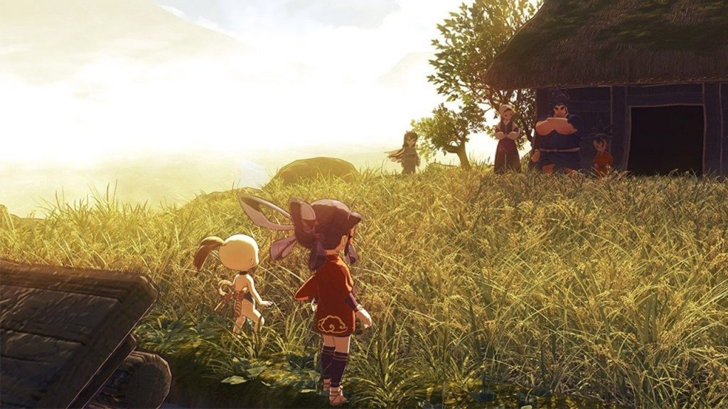 """Nintendo persuaded XSEED to switch to Sakuna and pre-ordered for """"2 to 1 on PS4"""""""