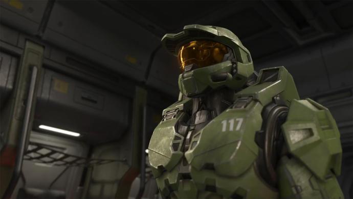 Halo Master Chief Screenshot