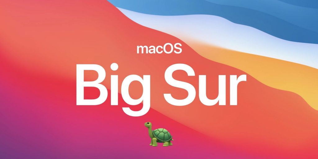 MacOS Big Sur download is very slow and Apple development site is down