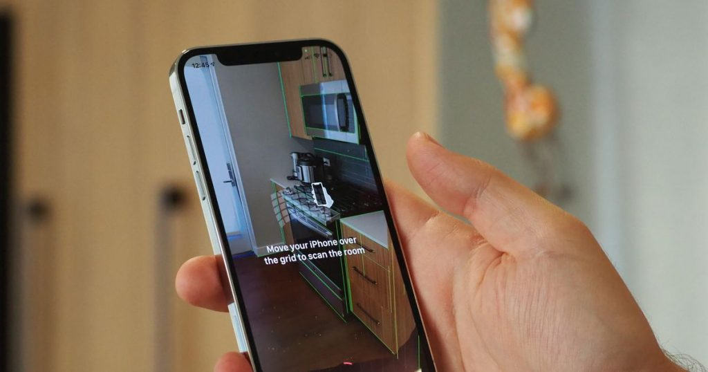 Make sure you can do LIDAR on your iPhone 12 using this 3D scanning app
