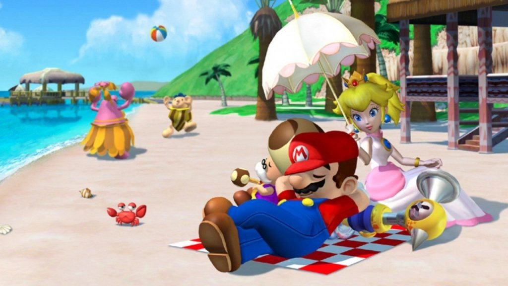 Super Mario 3D All-Star updated to version 1.1.0, Sunshine gets support for GameCube controller