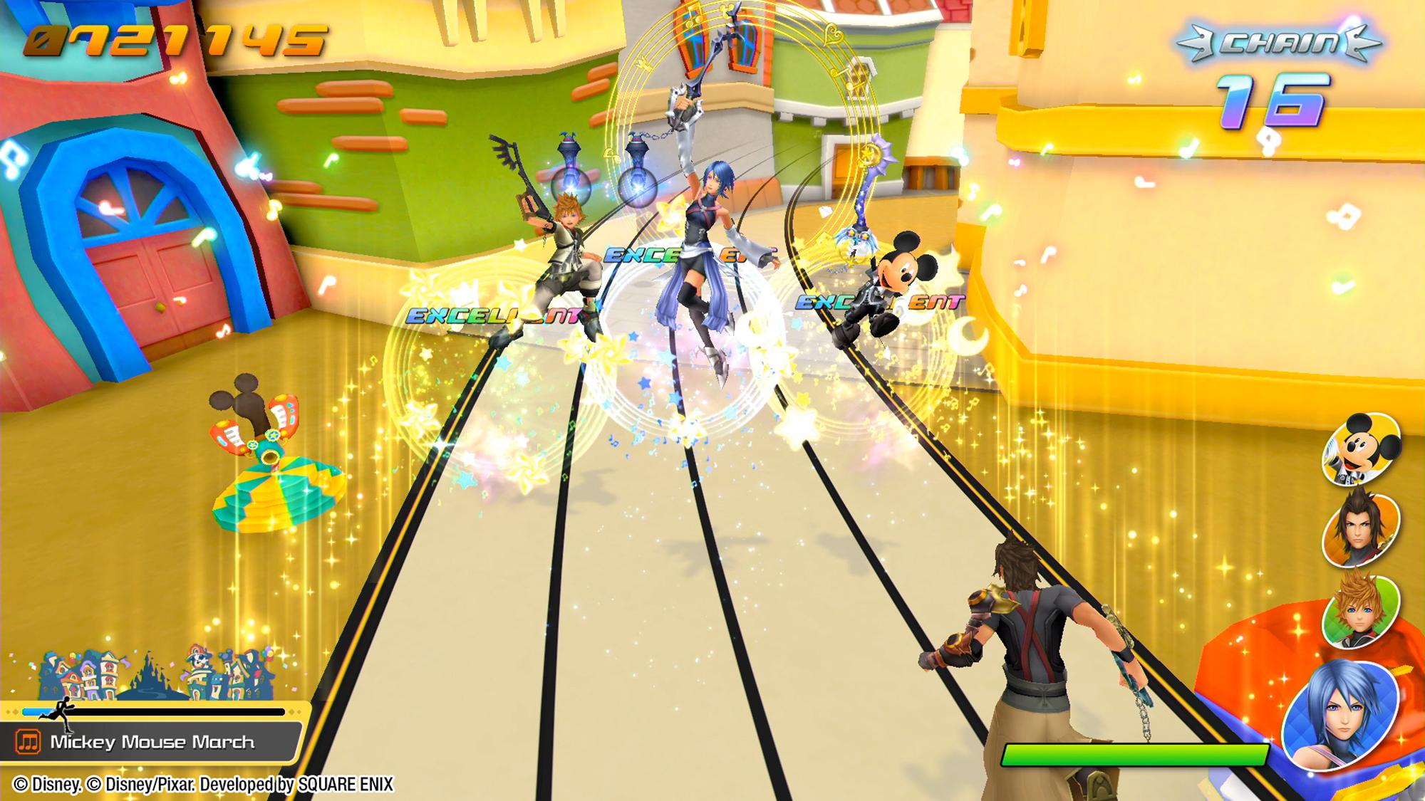 Kingdom Hearts: Memory Melody
