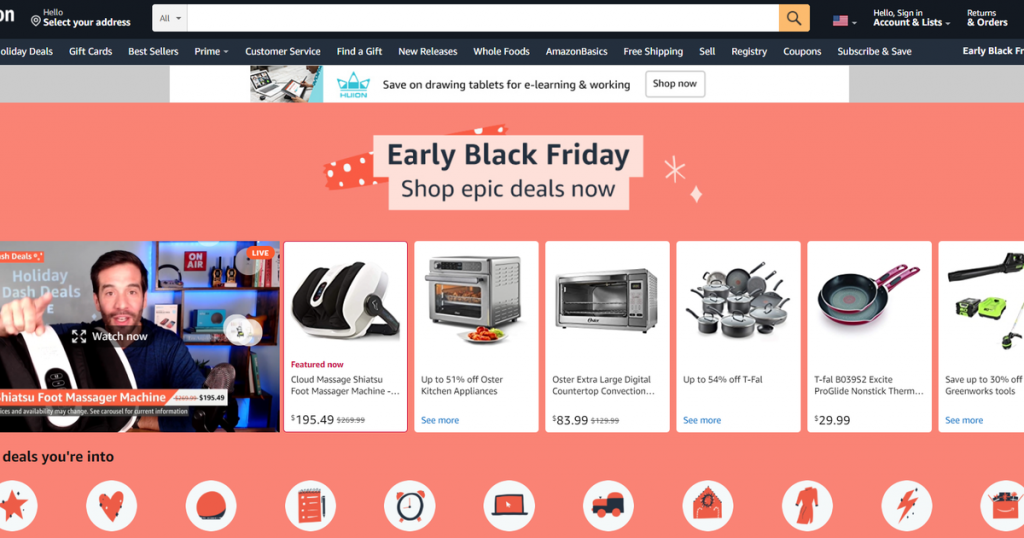 Amazon Black Friday 2020 deals revealed: Reductions on the latest Echo devices, ring video doorbells, Fire HD tablets and more from November 20th