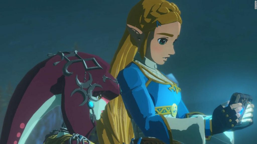 """Click here for the first part of The Legend of Zelda, """"The Age of Zelda Musou Twins: The Age of Disaster"""""""