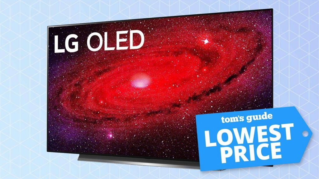 Black Friday TV deal: LG OLED TV hits record low price