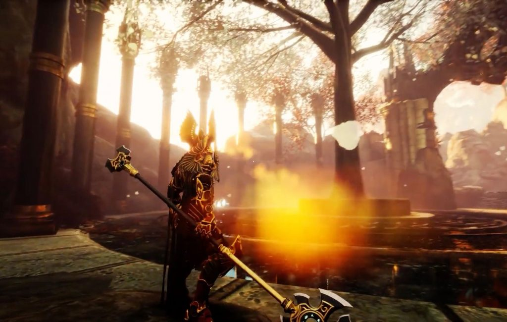 Next-generation launch titles Ryse and (God) fall