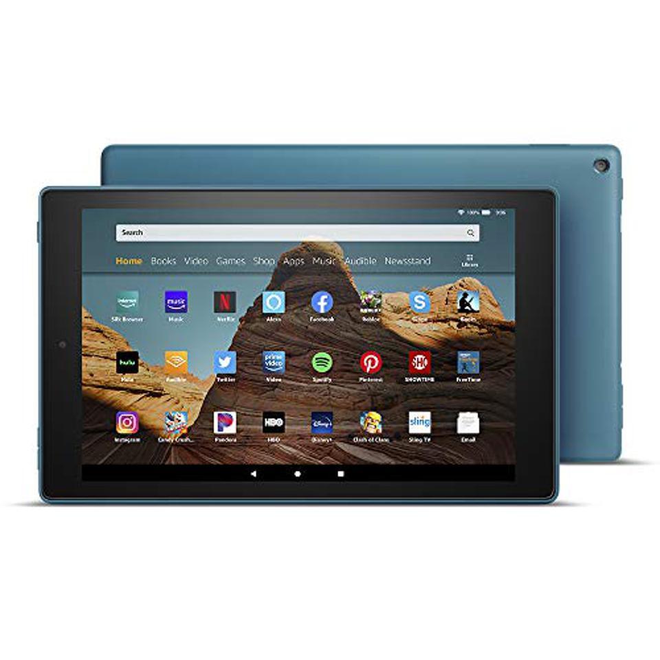 Fire HD 10 tablet (10.1 inch 1080p full HD display, 32 GB)