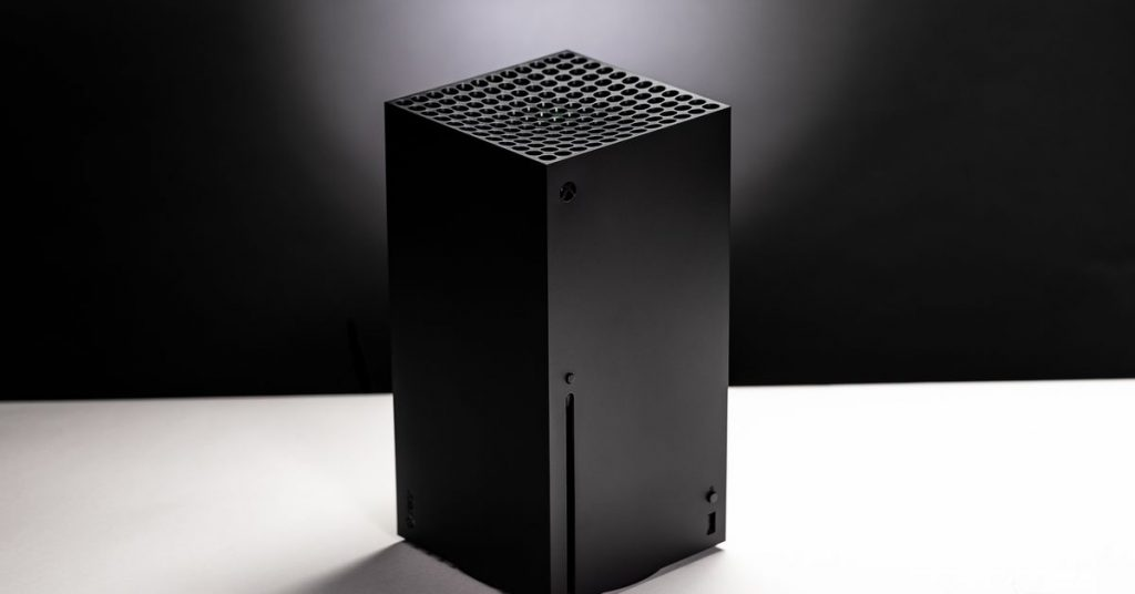 According to Microsoft, the Xbox Series X may run short until after April