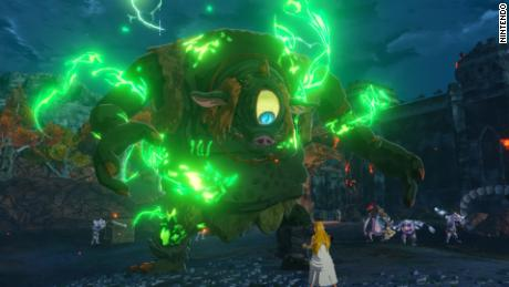 Hyrule Warriors: The Age of Disaster