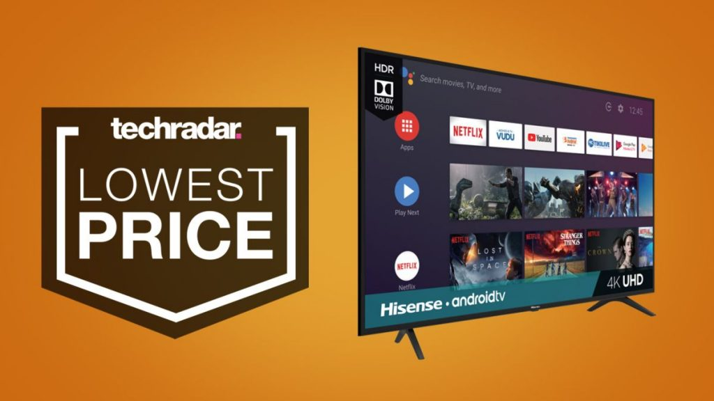 For just $ 249.99, this 65-inch 4K TV is the best Black Friday deal I've ever seen.