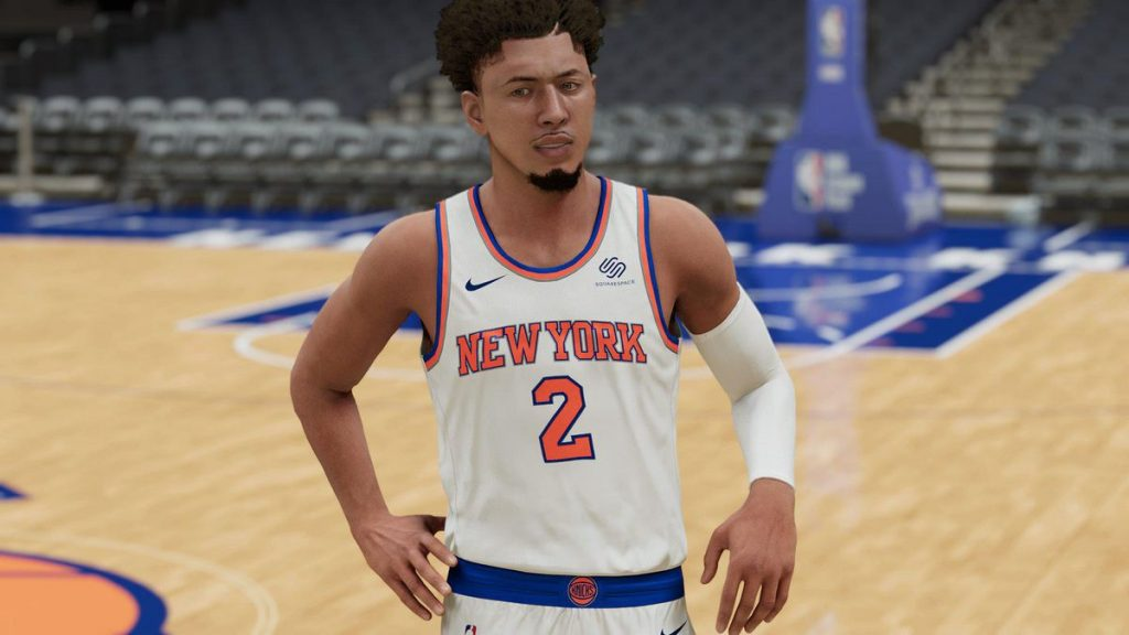 How to download realistic 2021 draft class on PS5