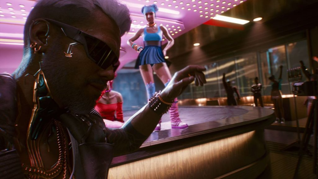 I don't want to leave Night City for 16 hours with Cyberpunk 2077