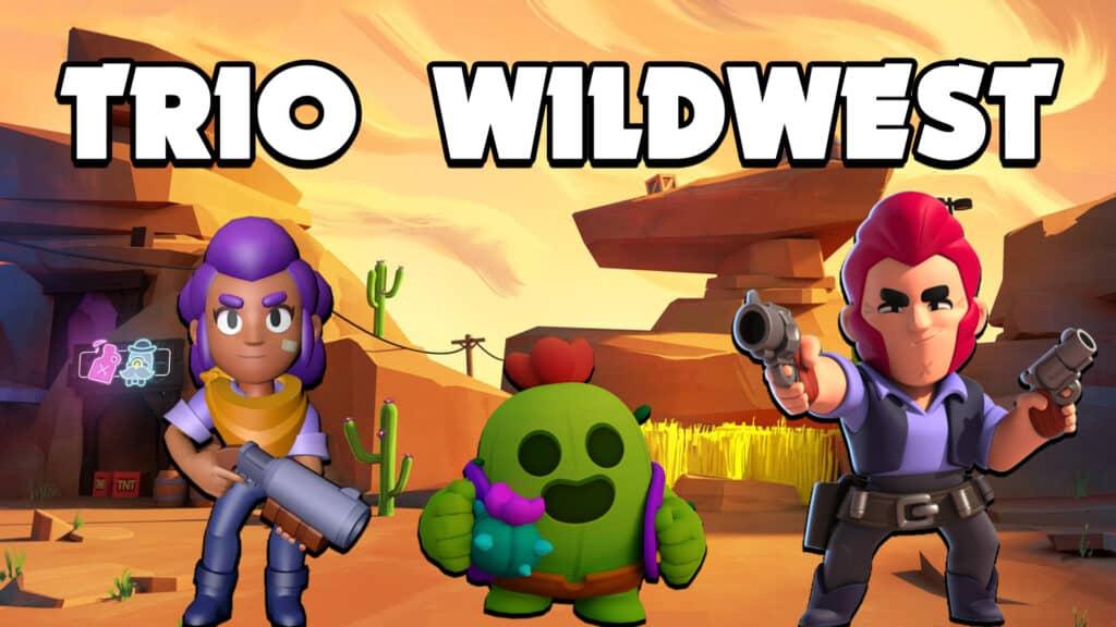 trio wild west