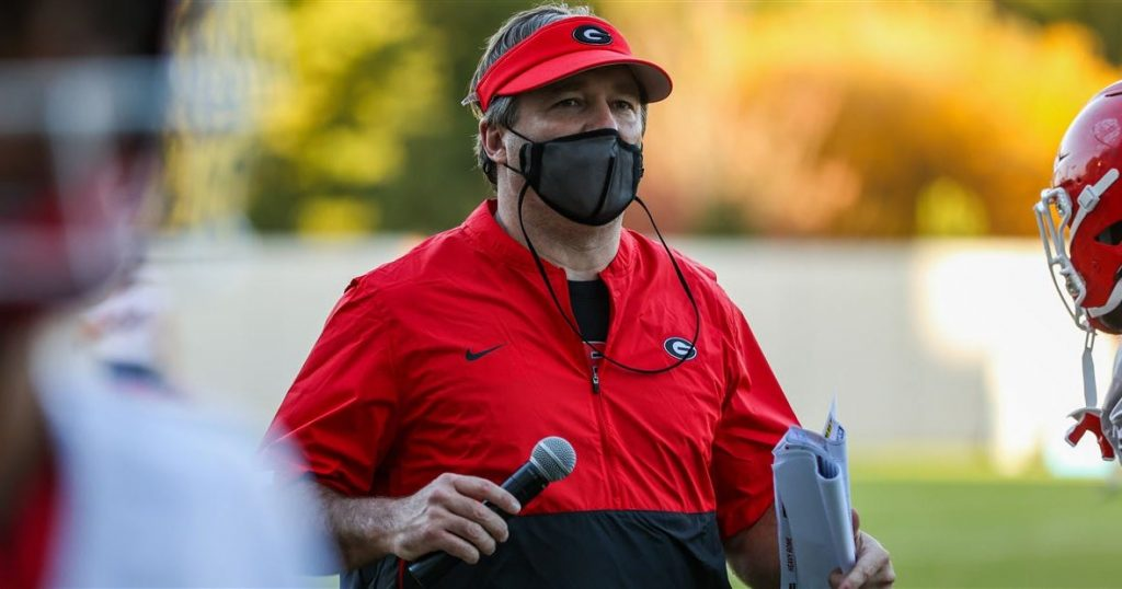 """Kirby Smart says his UGA team """"needs a game"""" this weekend"""