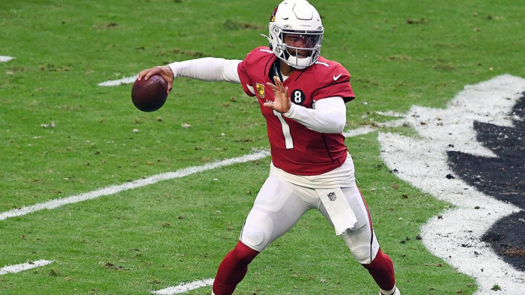 Kyler Murray's MVP is pushing for significant improvements in some important aspects of his game in the second year.