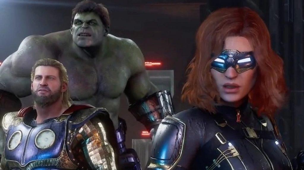 Marvel's Avengers haven't recovered development costs yet • Eurogamer.net