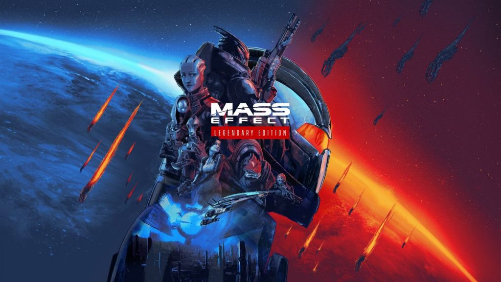 Mass Effect: Legendary Edition officially announced