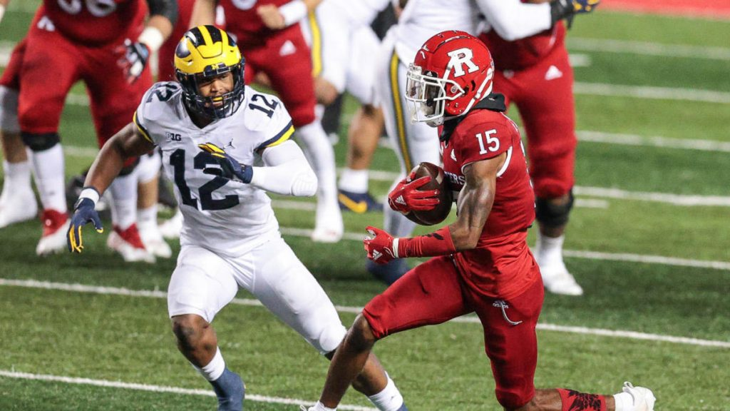 Michigan vs. Rutgers Scores: Live Game Updates, College Football Scores, NCAA Highlights, Full Coverage