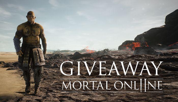 Mortal Online 2 Beta Key Giveaway!