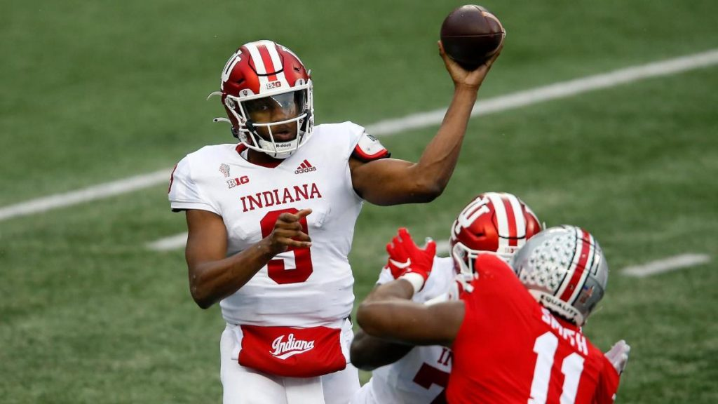 Ohio State University vs. Indiana Scores: Live Game Updates, College Football Scores, NCAA Highlights, Press