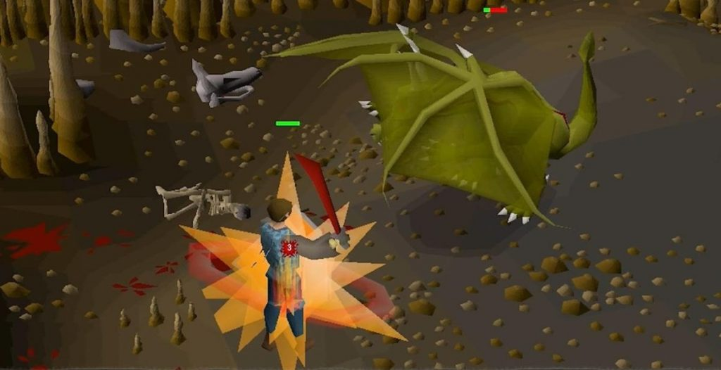 Old School Runescape broke the record with 157,445 simultaneous players over the weekend
