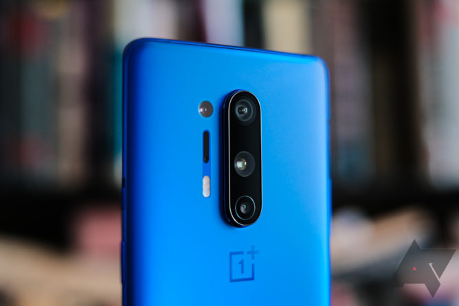 OnePlus 8 and 8 Pro receive October security patch