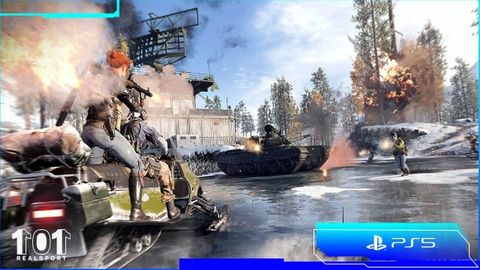 PS5 user is playing the wrong version of Call of Duty: Black Ops Cold War