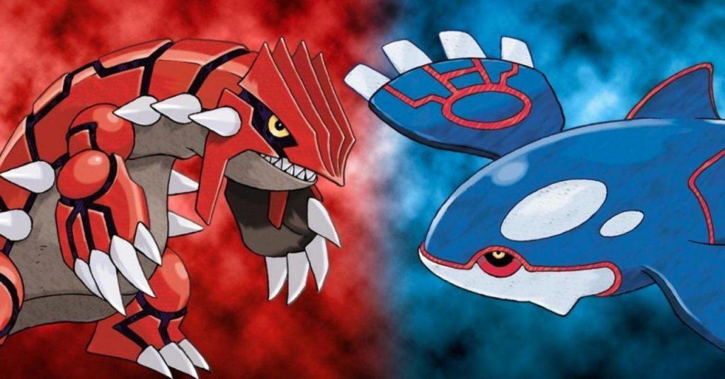 Pet fish just defeat Pokemon Sapphire